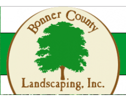 Bonner County Landscaping logo