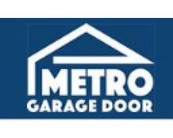 Metro Garage Door Co. logo