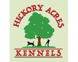 Hickory Acres Kennel logo