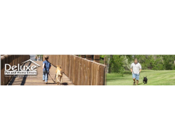 Deluxe Pet and Home Sitters logo