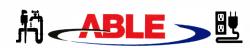 Able Service, LLC. logo