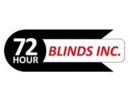72 Hour Blinds, Inc. logo