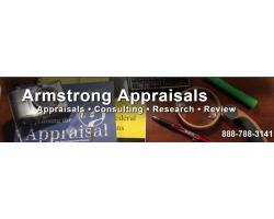 Armstrong Appraisal LLC. logo