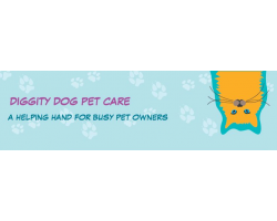 Diggity Dog Pet Care logo