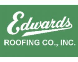Edwards Roofing Co. logo