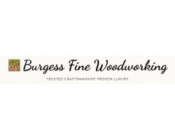 Burgess Fine Woodworking logo