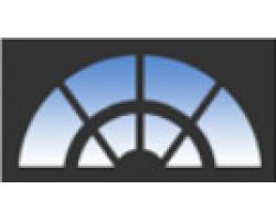 C&W Garage Doors logo