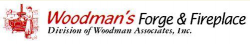 Woodmans Forge and Fireplace logo
