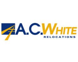 A. C. White Transfer & Storage logo