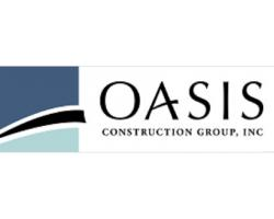 Oasis Construction Group logo