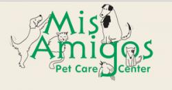 Mis Amigos Pet Care Center logo