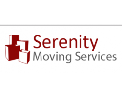serenity moving services logo