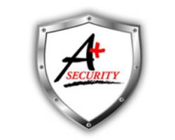 A Plus Security logo