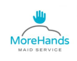Morehands Maid Service logo