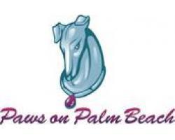 Paws on Palm Beach logo