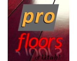 Pro Floors of Utah logo