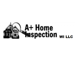A+ home inspection logo