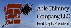 Able Chimney Company logo