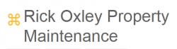 Rick Oxley Property Maintenance logo