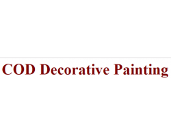COD Decorative Painting logo
