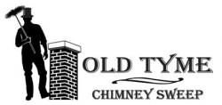 Old Tyme Chimney Sweep logo