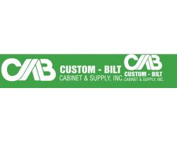 Custom-Bilt Cabinet & Supply logo
