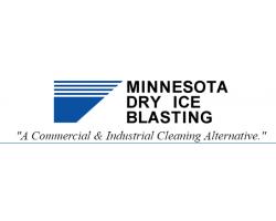 Minnesota Dry Ice Blasting logo