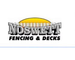 NoSwett Fencing&Decks logo