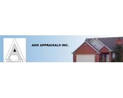 Aho Appraisals, Inc. logo
