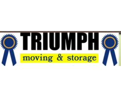 Triumph Moving & Storage logo