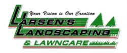 Larsen's Landscaping, LLC. logo
