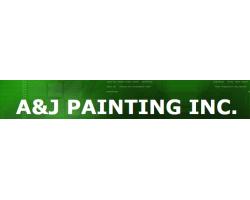 A&J Painting Inc. logo