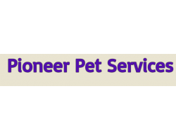 Pioneer Pet Services logo