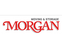Morgan Moving and Storage logo