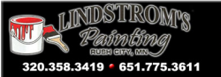 Lindstrom's Painting & Window Cleaning logo