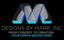 Designs By Mark Inc. logo