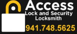 Access Lock And Security logo
