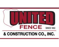 United Fence & Construction Co., Inc. logo