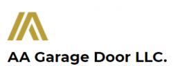 AA garage door LLC logo