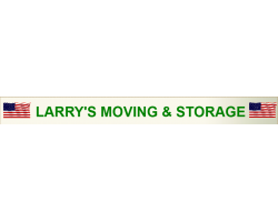 Larry's Moving & Storage logo