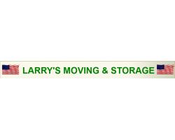 Larry's Moving & Storage logo