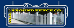 All Around Fence logo