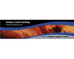 Ashley Curtis Painting logo