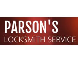 Parson's Locksmith Service logo