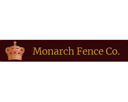 Monarch Fence Co logo