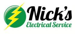 Nick's Electrical Service Inc. logo