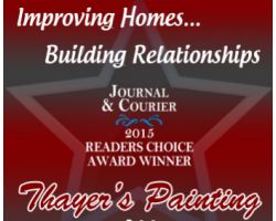 Thayer's Painting & Wallcovering, Inc logo
