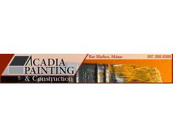 Acadia Painting logo