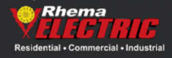 Rhema Electric logo