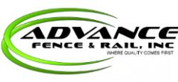 Advance Fence logo